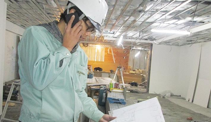 足立区リフォームセンターは責任施工します