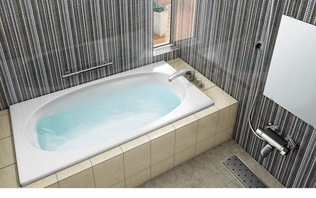 LIXIL グラスティN浴槽