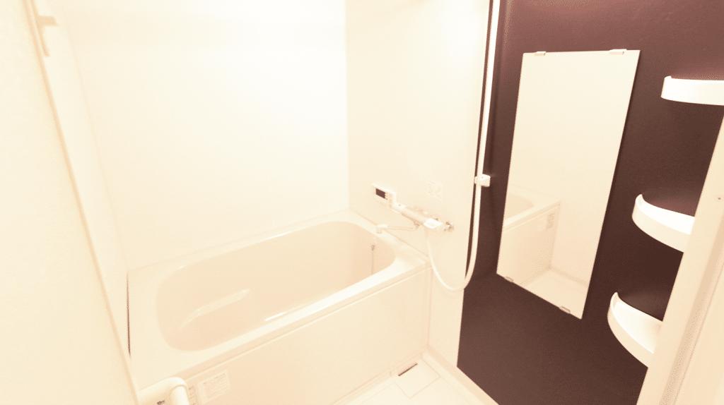 一体型のユニットバスの浴槽交換